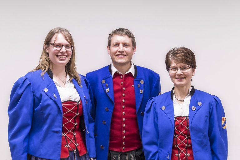 Vorstandschaft der Musikkapelle Oberopfingen e. V.